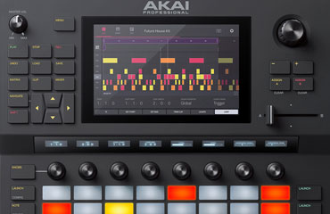 Akai Force, Standalone Music Production & DJ Performance System