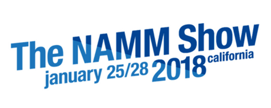 NAMM 2018 Latest News