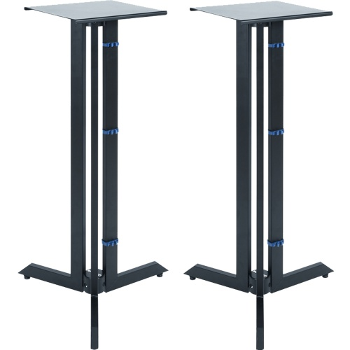 Quiklok BS536 36'' Fixed Height Monitor Stands (Pair)