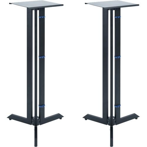 Quiklok BS542 42'' Fixed Height Monitor Stands (Pair)
