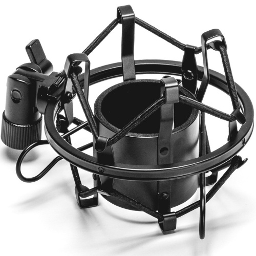 Adam Hall DSM 45-B Microphone Shock Mount, 45-49mm