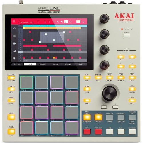 Akai MPC ONE Retro, Standalone Music Production Centre, Limited Edition
