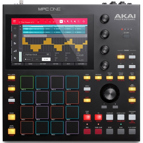 Akai MPC ONE, Standalone Music Production Centre
