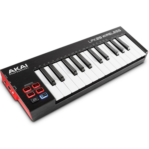 Akai LPK 25 Wireless MIDI Keyboard