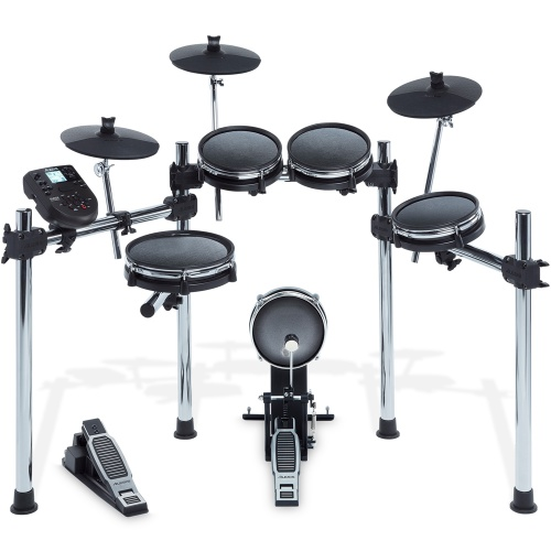 Alesis Surge-MESH 8 Piece Electronic Drum Kit, Inc. Sticks & Pedals