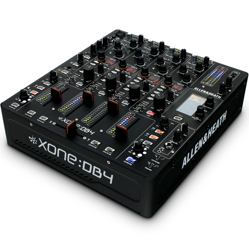 Allen & Heath Xone DB4 Professional Digital DJ Mixer