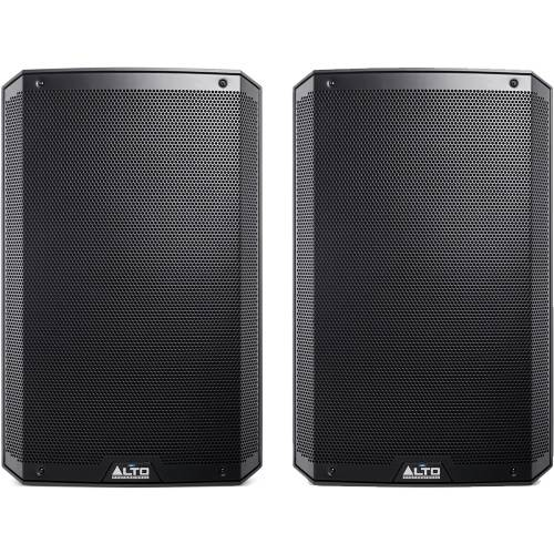 Alto TS215W 15'' Active Wireless PA Speakers (Pair)