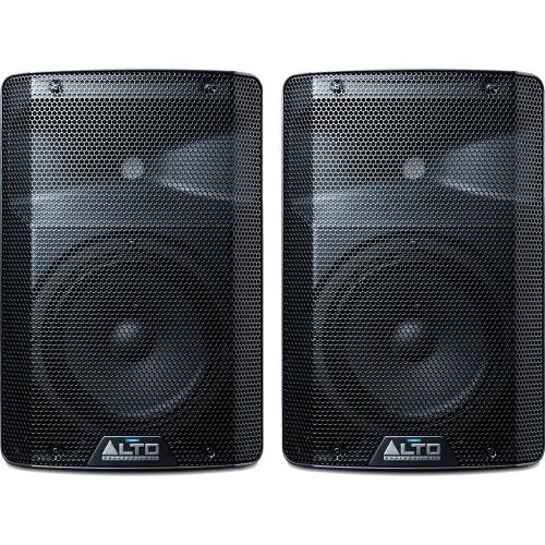 Alto TX208 8'' Active PA Speakers (Pair)