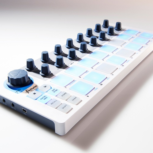 Arturia Beatstep, MIDI/CV Controller & Step Sequencer