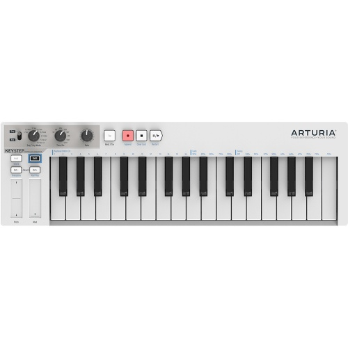 Arturia Keystep USB Keyboard With Polyphonic Step Sequencer