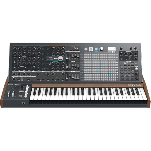 Arturia MatrixBrute Analogue Monophonic Synthesizer