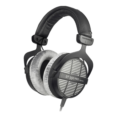 Beyerdynamic DT 990 Pro Studio Open Back Headphones (250 Ohm)