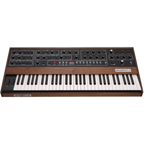 Dave Smith Instruments, Sequential Prophet 5 Synthesizer Keyboard