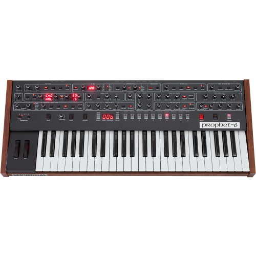 Dave Smith Instruments, Sequential Prophet 6 Synthesizer Keyboard