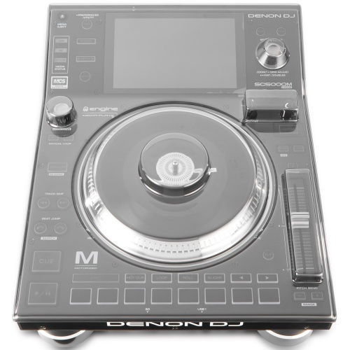 Decksaver Cover For Denon SC5000 & SC5000M