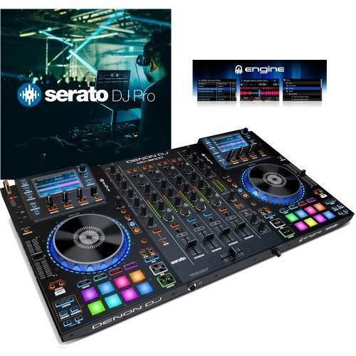 Denon MC7000 - The Disc DJ Store