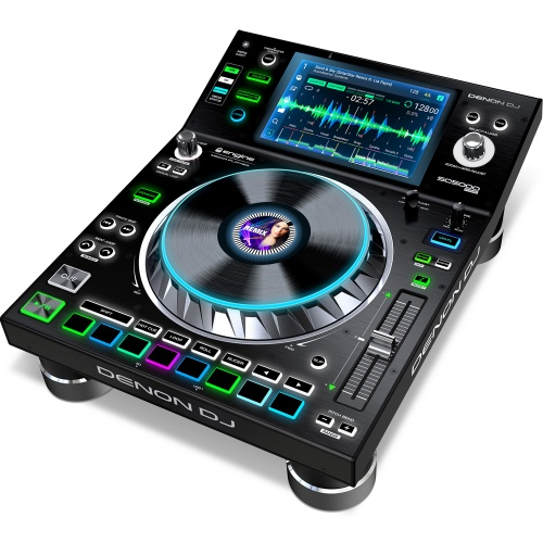 Denon SC5000 Professional DJ Multiplayer With 7'' Touch Screen (Single)