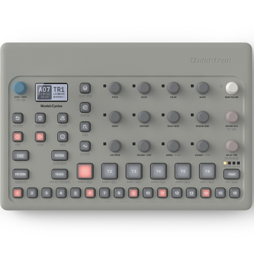 Elektron Model Cycles, Six Track FM Based Groovebox