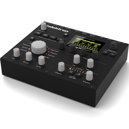 Elektron Analog Heat MKII, Stereo Analogue Sound Processor