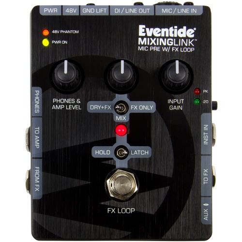 Eventide Mixing Link, Effects Pedal w/ Looper