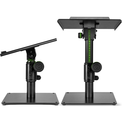 Gravity SP 3102, Adjustable Desktop Studio Monitor Stands (Pair)