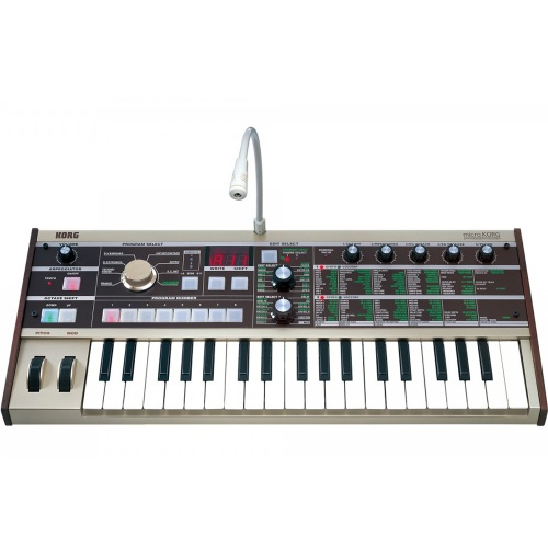 Korg MicroKorg Analogue Modelling Synthesizer