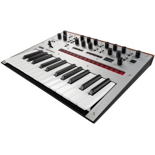 Korg Monologue Analogue Synthesizer Silver
