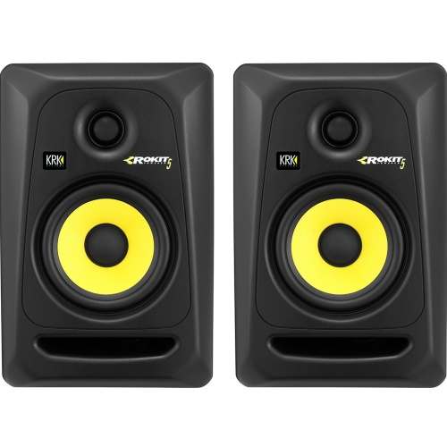 KRK Rokit RP5 G3 Active Studio Monitor (Pair)