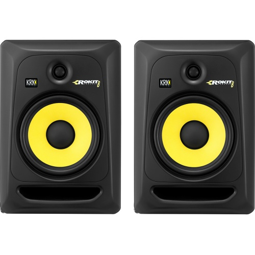 KRK Rokit RP8 G3 Active Studio Monitor (Pair)