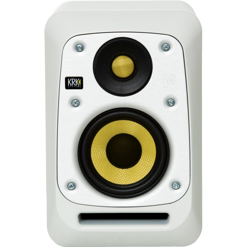 KRK V4-S4WN White Active Studio Monitor (Single)