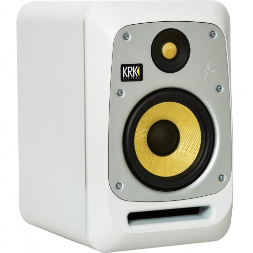 KRK V6-S4WN White Active Studio Monitor (Single)