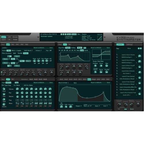 KV331 Audio Synthmaster (Download)