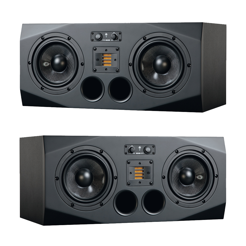 Adam Audio A77X Active Studio Monitor (Pair)