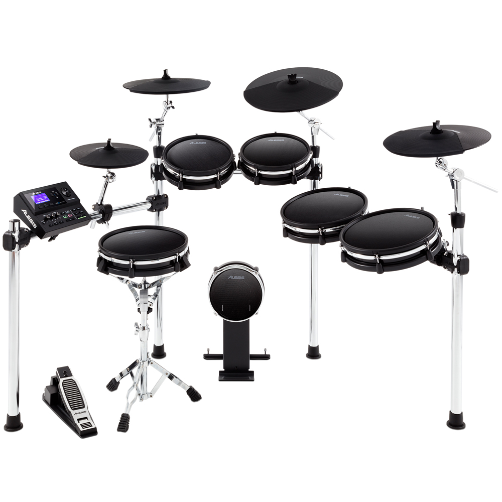 Alesis DM10 MK2 Pro, Premium 10 Piece Electronic Drum Kit + Mesh Heads
