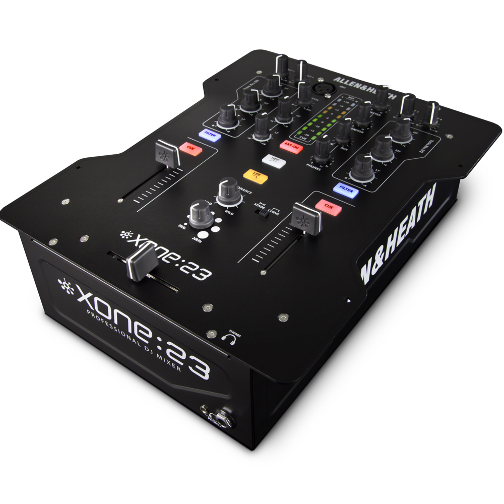 Allen & Heath Xone 23 High Performance DJ Mixer