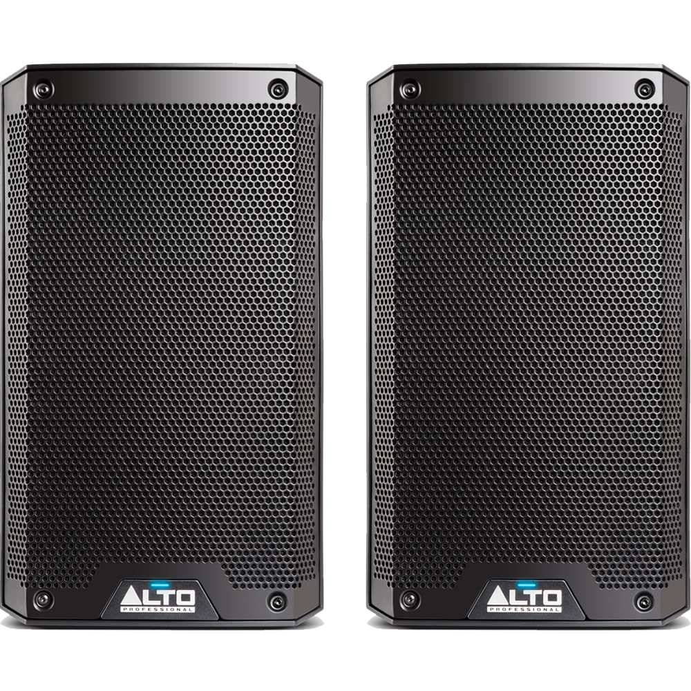 Alto Truesonic 3 Series TS308 8'' Active PA Speakers (Pair)