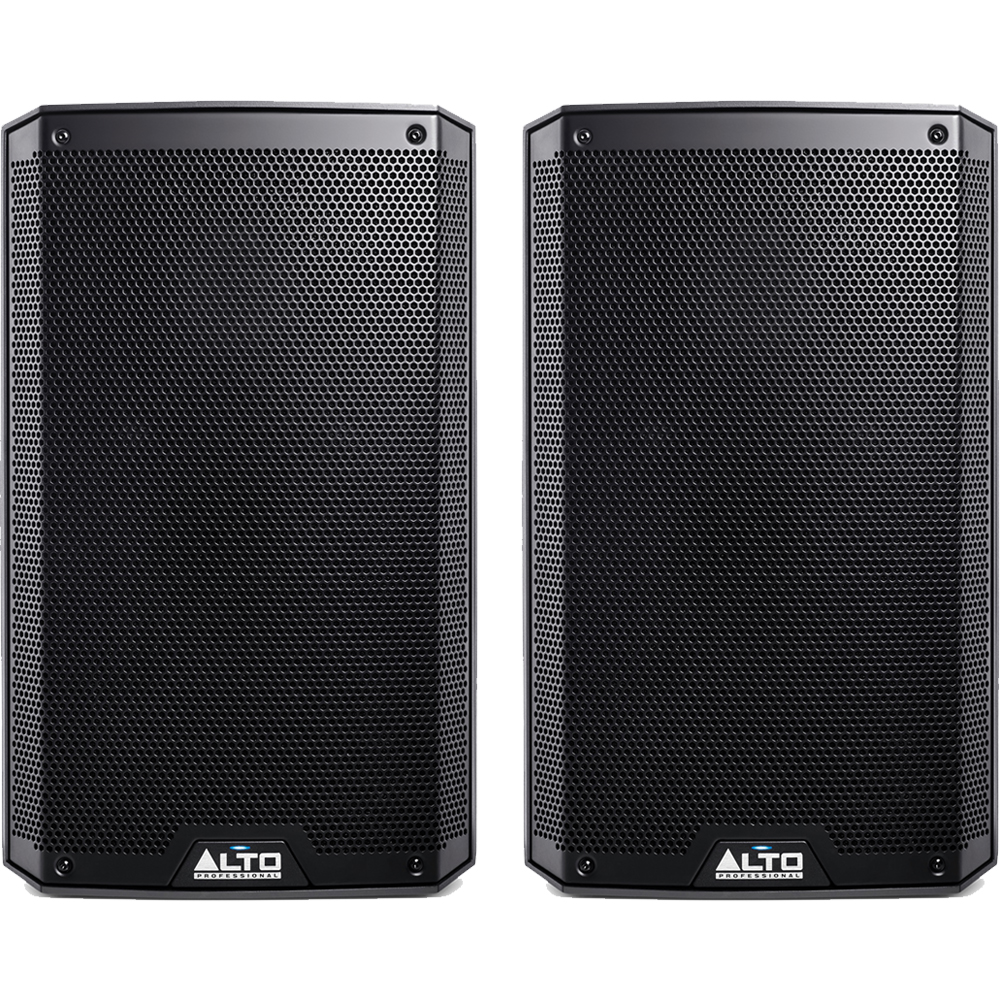 Alto Truesonic 3 Series TS310 10'' Active PA Speakers (Pair)