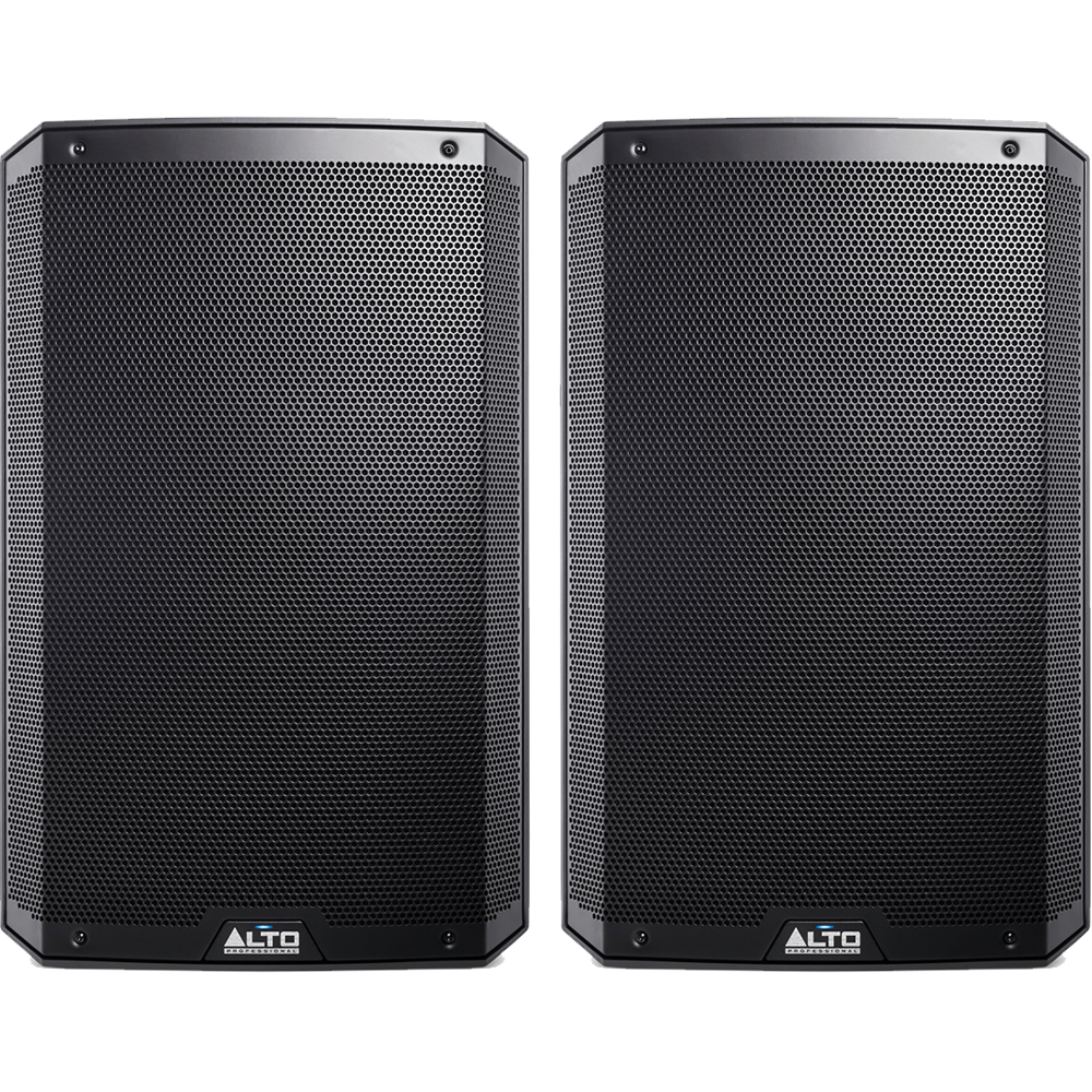 Alto Truesonic 3 Series TS315 15'' Active PA Speakers (Pair)