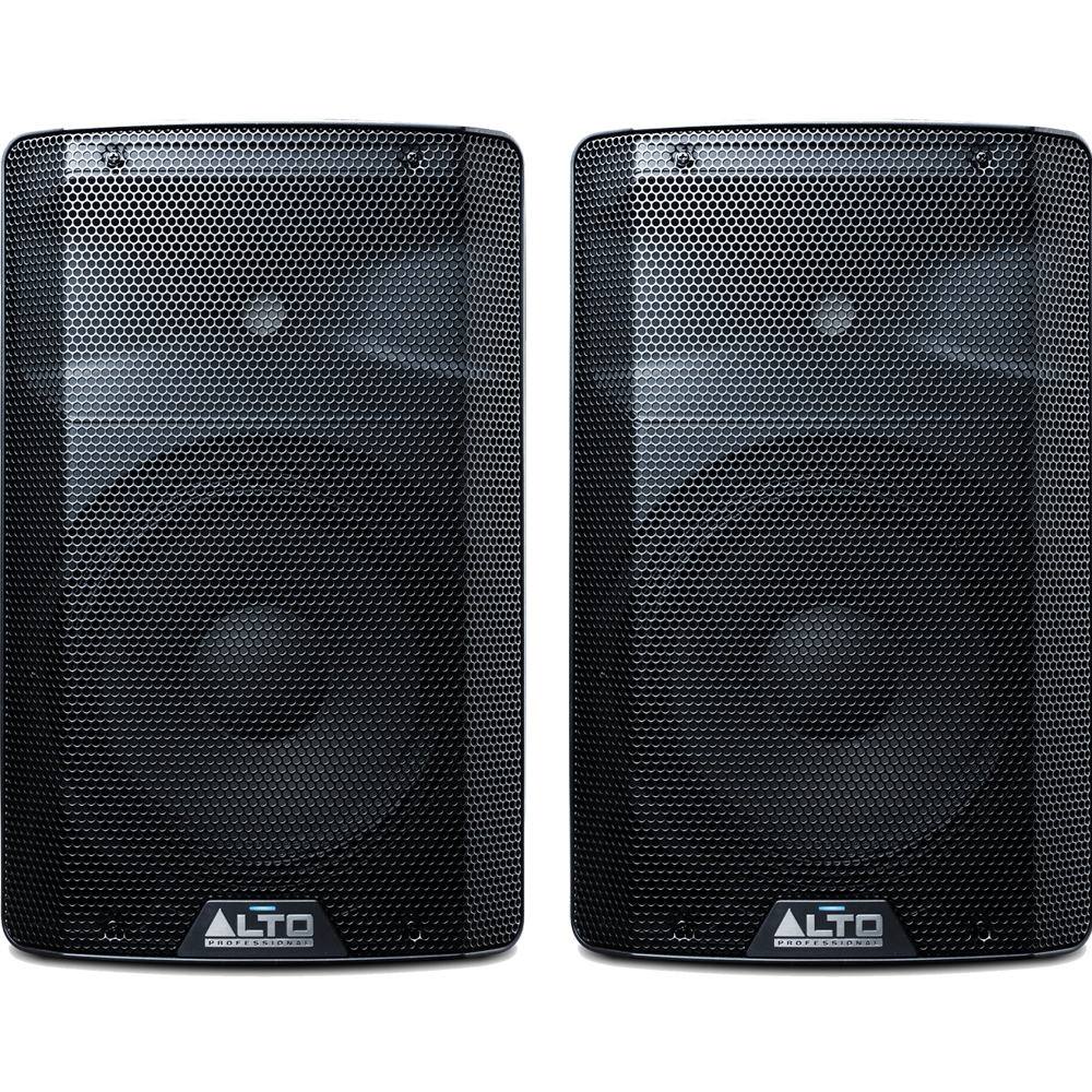 Alto TX210 10'' Active PA Speakers (Pair)
