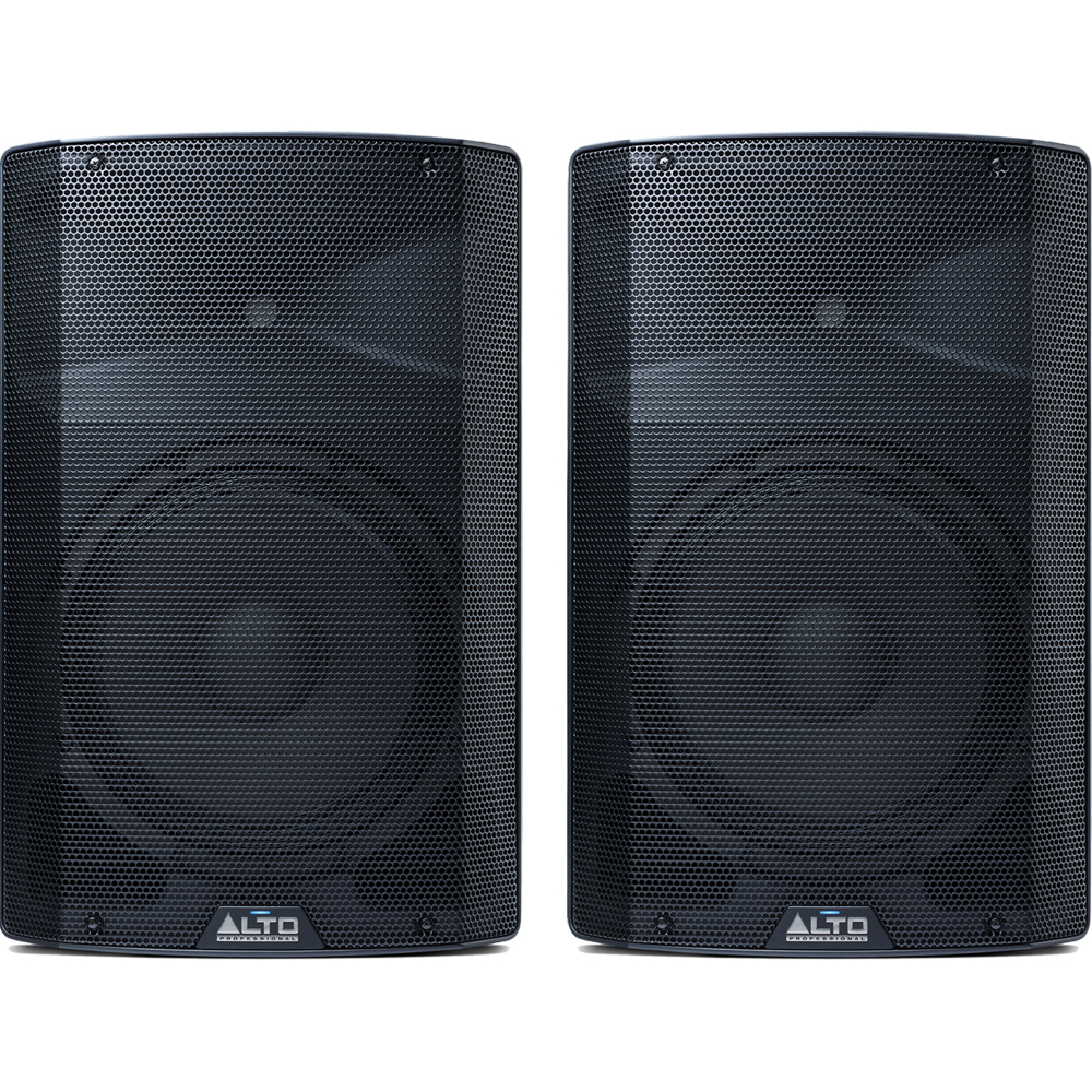 Alto TX212 12'' Active PA Speakers (Pair)