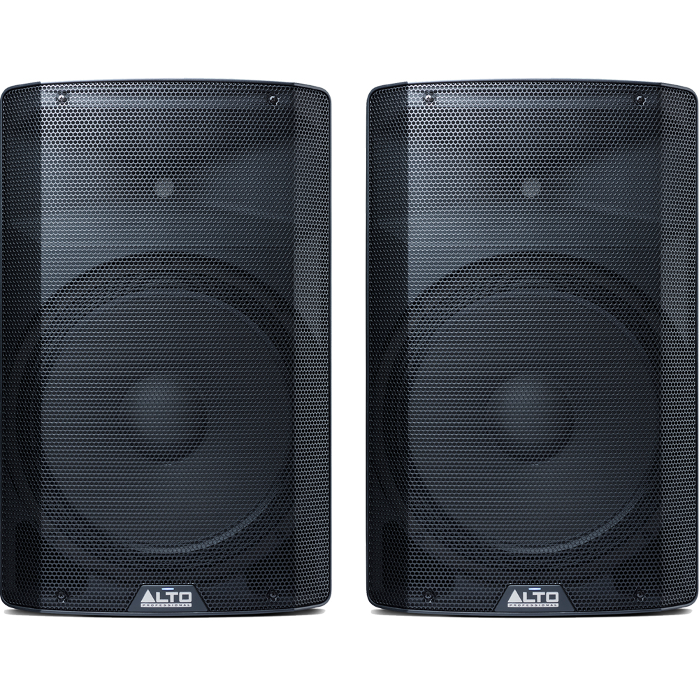 Alto TX215 15'' Active PA Speakers (Pair)