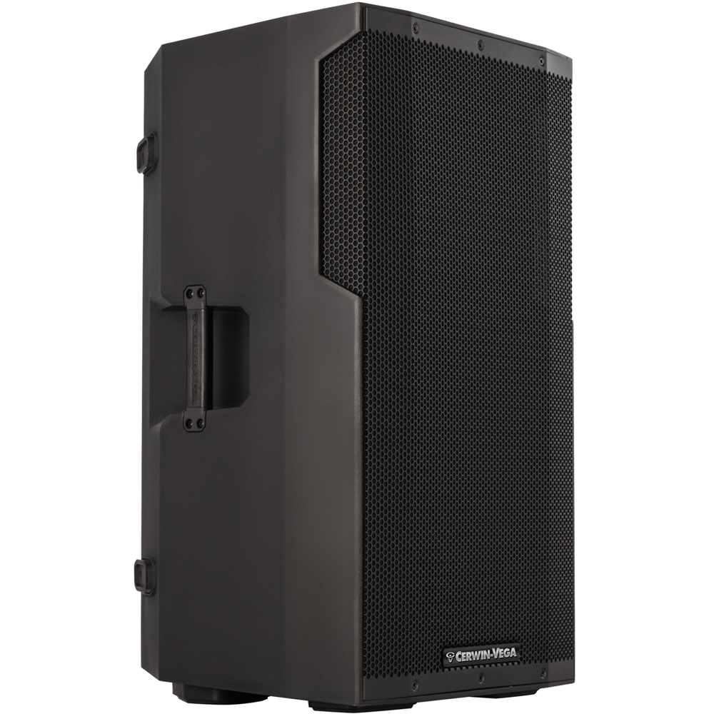 Cerwin Vega CVE-15, 1000w 15'' Active PA Speaker With Bluetooth (Single)