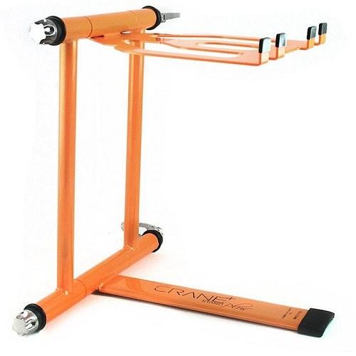 crane stand plus cv3 orange laptop stand the disc dj store. Black Bedroom Furniture Sets. Home Design Ideas