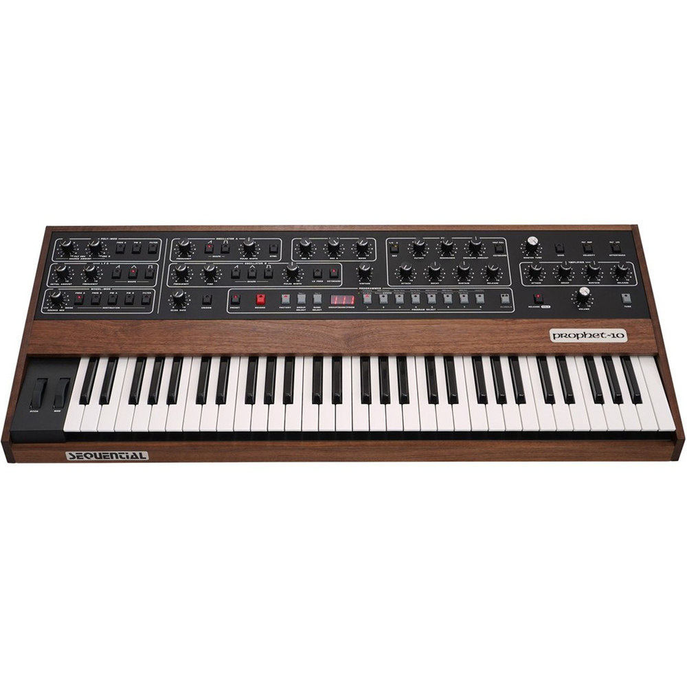 Dave Smith Instruments, Sequential Prophet 10 Synthesizer Keyboard