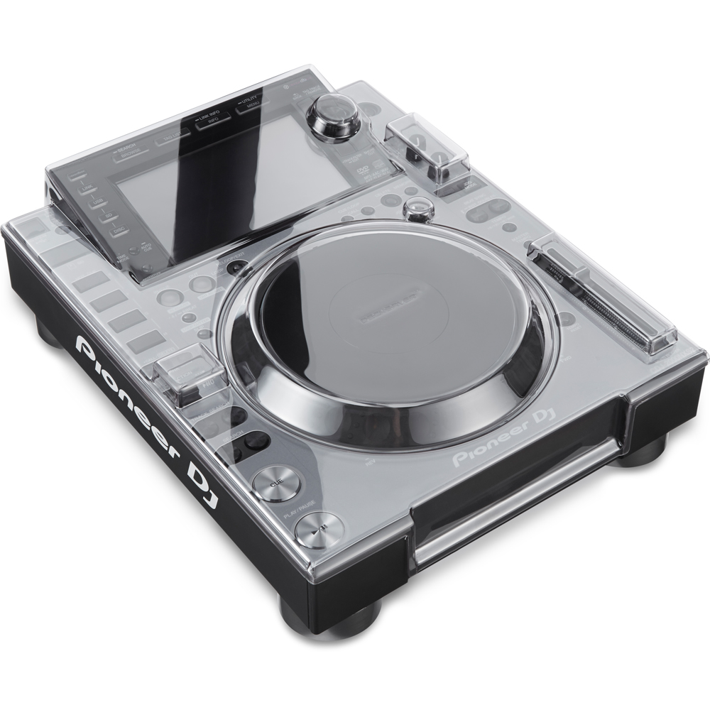 Decksaver Cover for Pioneer CDJ-2000 Nexus MK2