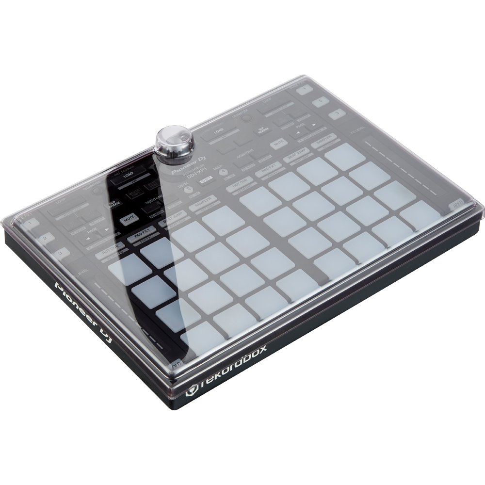 Decksaver Cover for Pioneer DDJ-XP1 & XP2