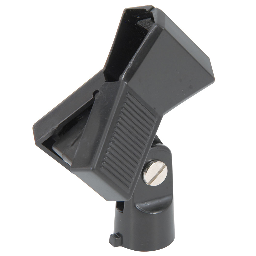 QTX Spring Clip Microphone Holder