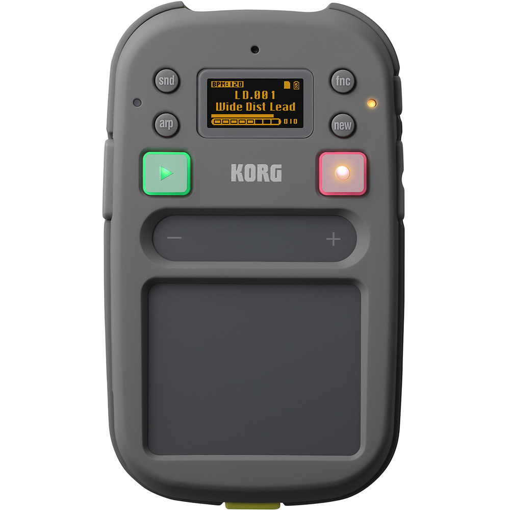 Korg Kaossilator 2S Dynamic Phrase Synthesizer