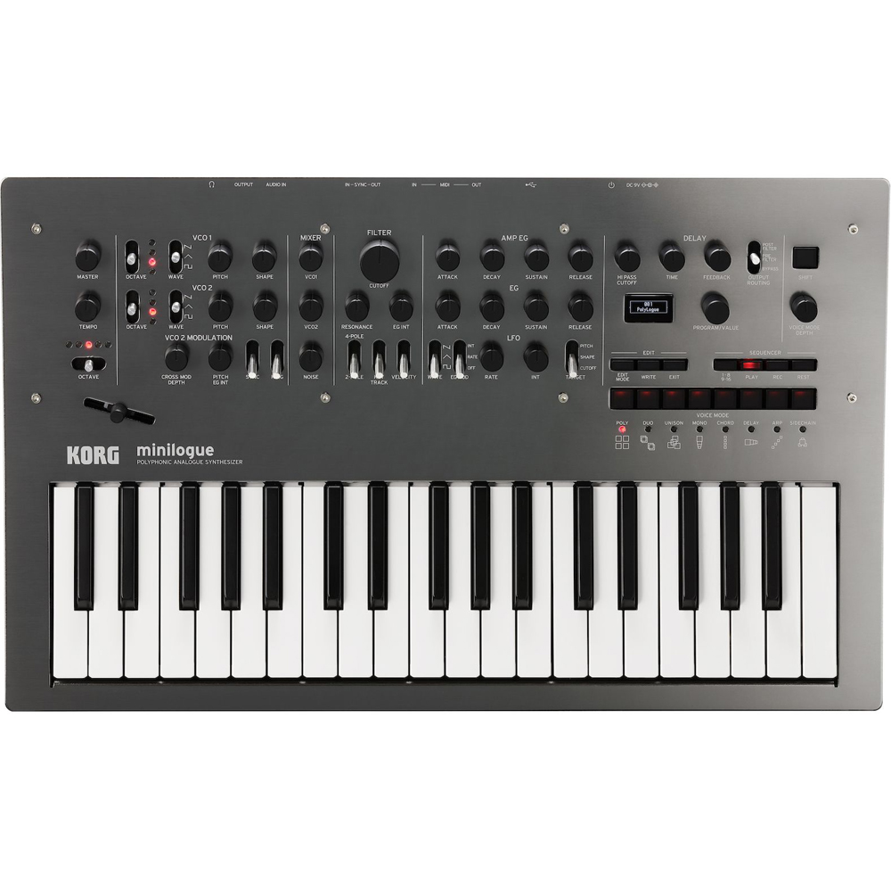 Korg Minilogue PG Limited Edition Synthesizer