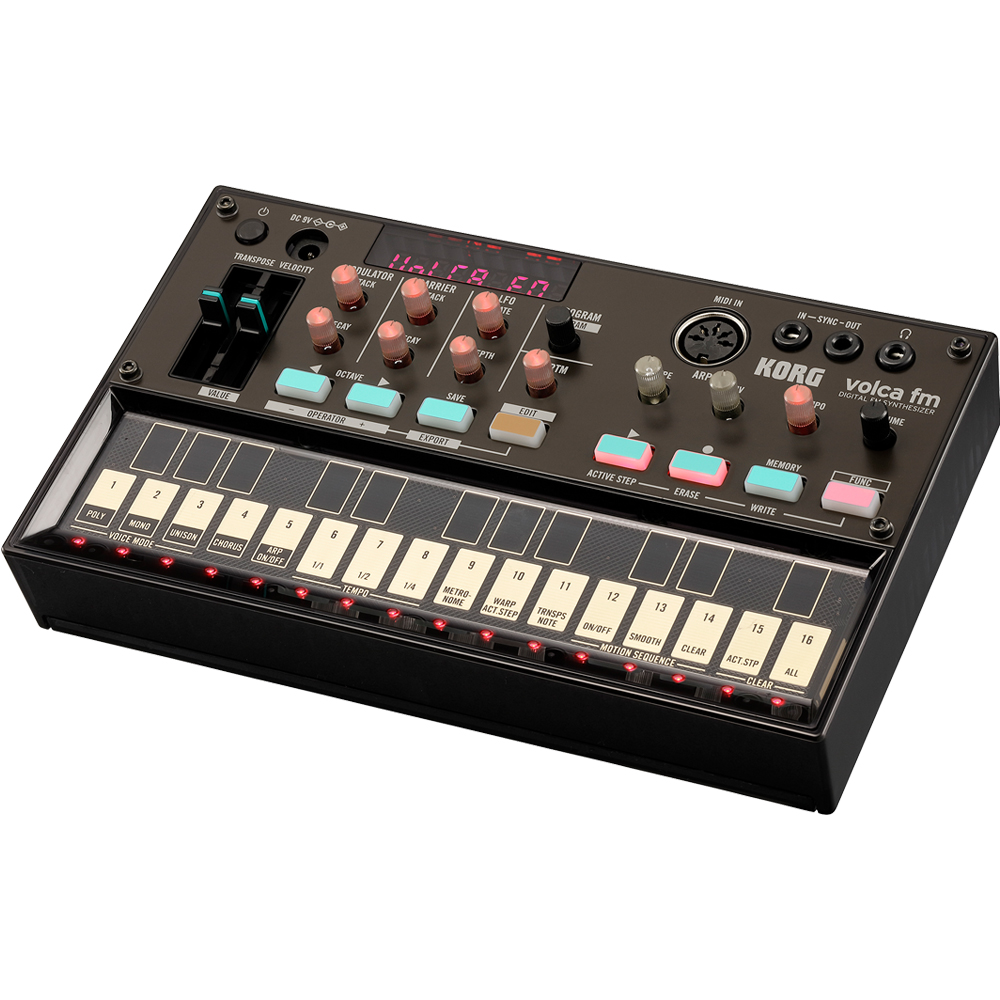 Korg Volca FM Digital Synthesizer (B-Stock)